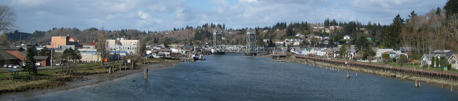 Hoquiam River