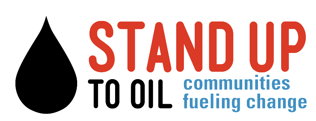 Stand Up To Oil
