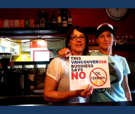 101 Small Businesses Call on Governor Inslee to Reject Crude-By-Rail Proposal in Vancouver, WA